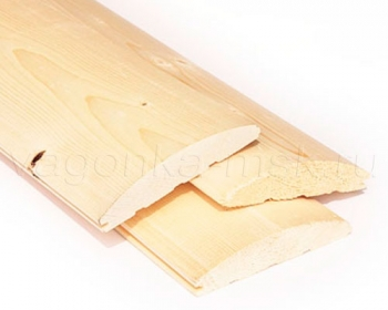 Блок-хаус хвоя 36x135 мм / 6м