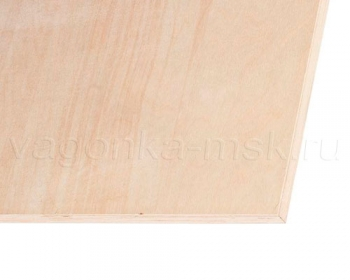 Фанера влагостойкая Ф/К2/4 шлифованная 1525x1525x9 мм
