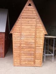 1. Туалетная кабинка дачная